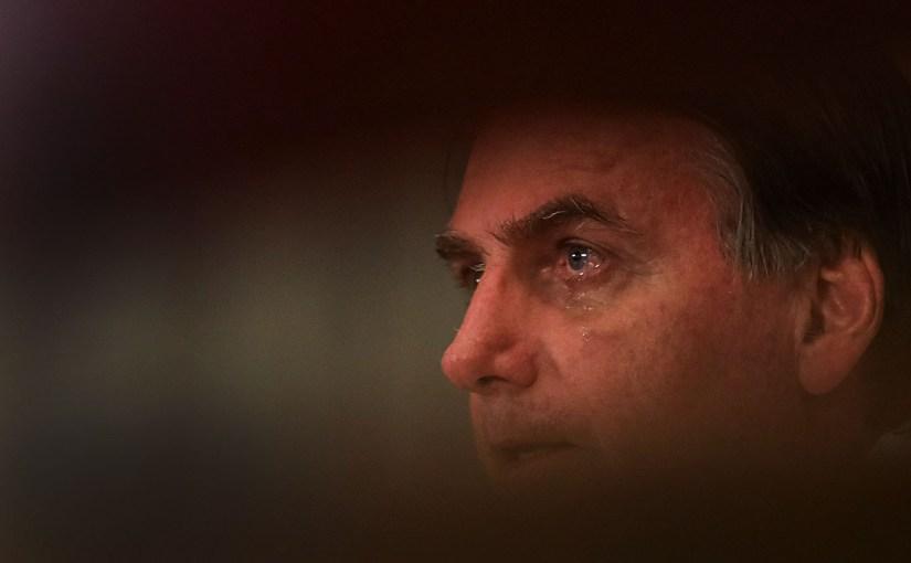 Bolsonaro não recuou, apenas tomou ar para o próximo ataque