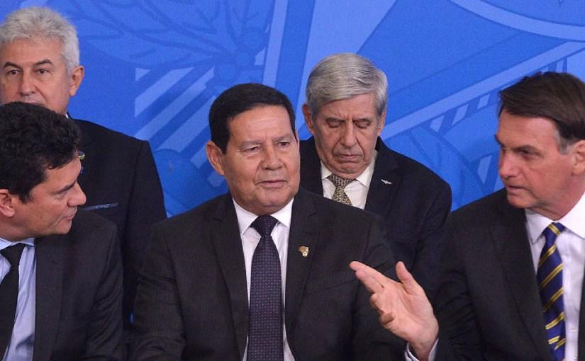 Governo Bolsonaro: o começo do fim?
