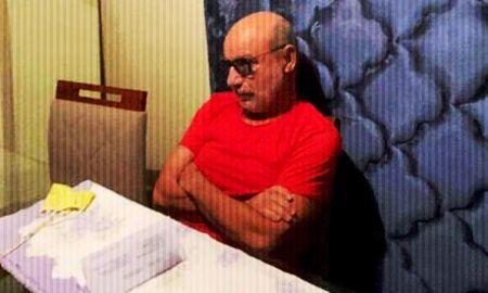 18.06.2020 - São Paulo/SP - Fabricio Queiroz é preso em sítio no interior de São Paulo. Foto: Policia Civil.