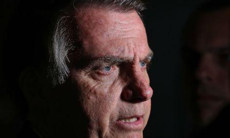 06.05.2019 - Brasília/DF - Jair Bolsonaro fala à imprensa. Foto: Palácio do Planalto.