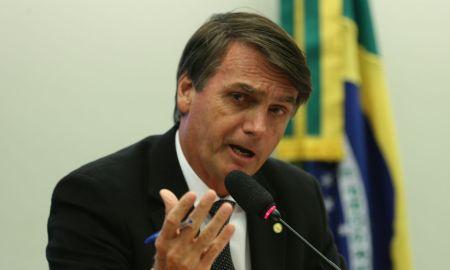 09.11.2016 - Brasília/DF - Conselho de Ética rejeita processo contra o deputado Jair Bolsonaro, por elogiar Brilhante Ustra. Foto: Fabio Rodrigues Pozzebom/Agência Brasil.
