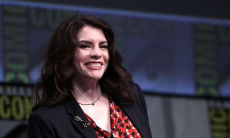 12.07.2012 - San Diego/EUA - Stephenie Meyer na Comic-Con 2012. Foto: Gage Skidmore/Peoria