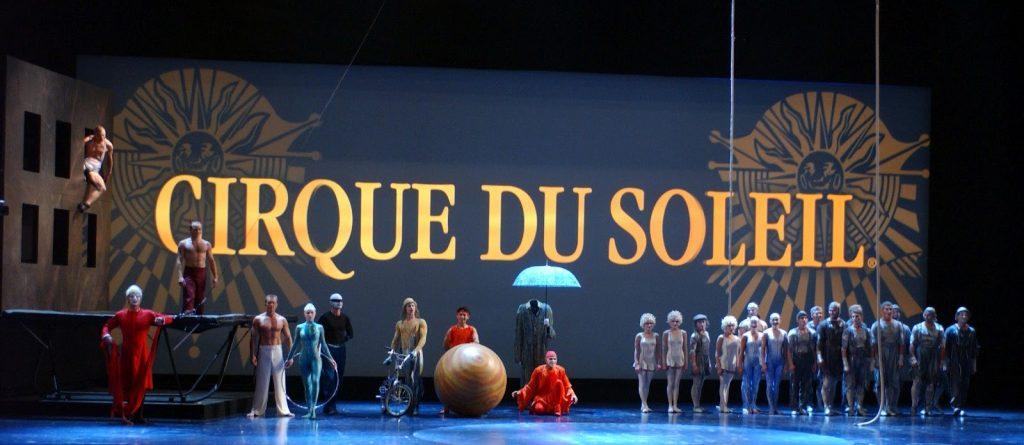 Du Soleil Cirque Corteo
