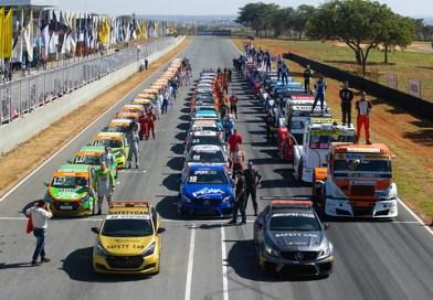 Aberto o credenciamento de imprensa para a etapa da Copa Truck em Rivera