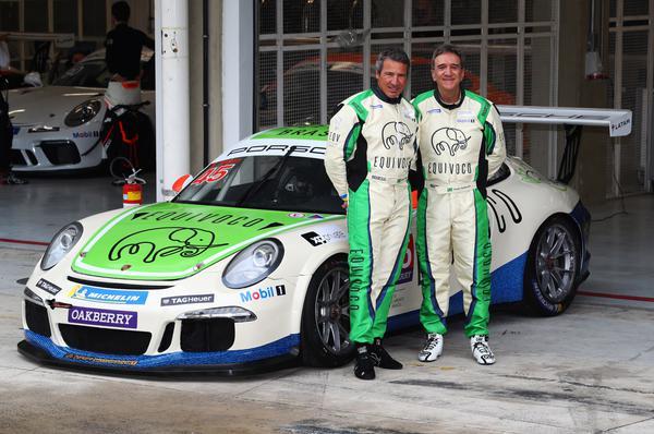 Porsche Cup: Equivoco Racing apresenta layout e destaca a sustentabilidade