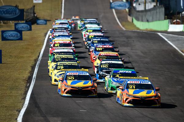 Stock Car inverte etapas de Goiânia e Santa Cruz do Sul