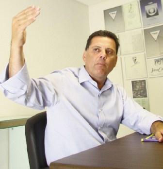Governador Marconi Perillo: a oposição chegou a dá-lo como derrotado, quadro que mudou consideravelmente hoje | Foto: Fernando Leite/Jornal Opção