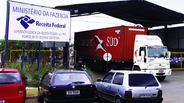 Porto Seco de Anápolis: auxílio alemão será importante para modais logísticos | Foto: Fernando leite/Jornal Opção