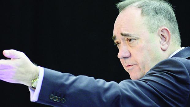 Alex Salmond, líder dos separatistas: plebiscito visa a total separação da Escócia da Inglaterra e da Grã-Bretanha | Foto: Reuters