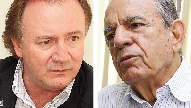 Friboi ou Iris, o dilema final do PMDB