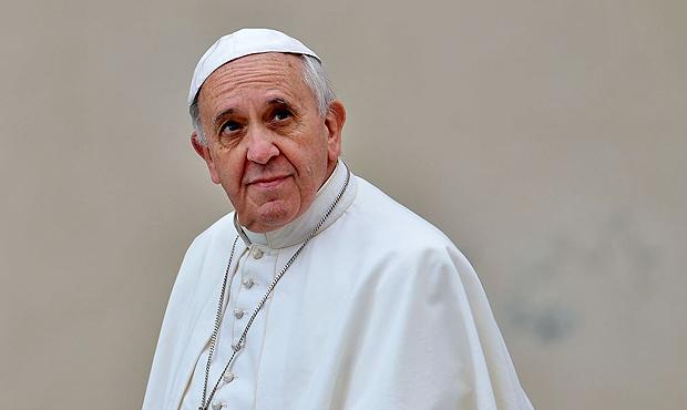 Papa Francisco diz ser contra legalização de qualquer tipo de droga