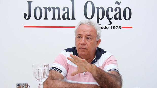 Jalles Fontoura deixa Saneago para ser coordenador político da campanha de José Eliton