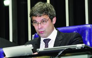 Senador Lindbergh Farias (PT-RJ), autor da PEC 51, concorre ao governo do Estado do Rio de Janeiro | Foto: Waldemir Barreto/Agência Senado