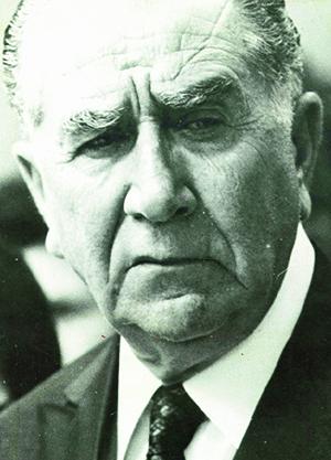 """Presidente entre 1969 e 1974, o general da """"linha dura"""" Emílio Médici é considerado como o mais repressivo do período militar"""