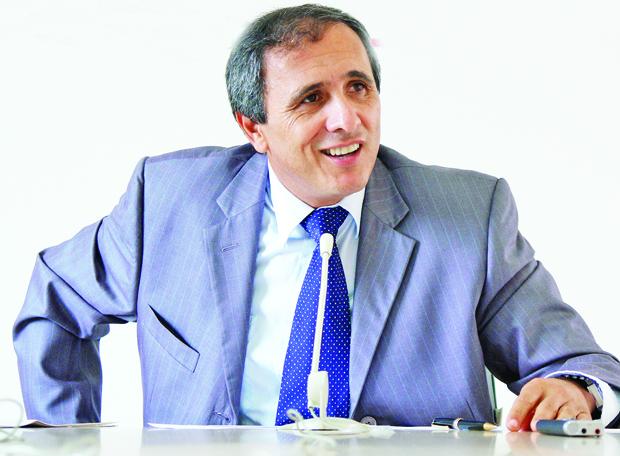 Ex-governador Carlos Henrique Gaguim: inspirador da estratégia siqueirista /  Edilson Pelikano/ Jornal Opção