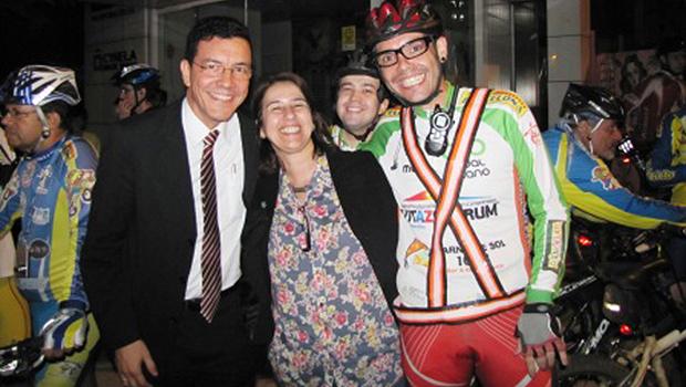 Chapa (pura) de Gomide poderá ter Edward Madureira como vice e Marina Sant'Anna como candidata ao Senado