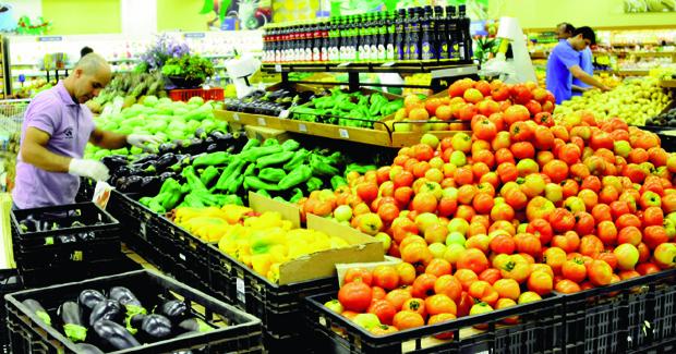 Custo dos alimentos disparou em março: inflação preocupa o governo