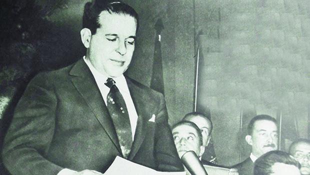 Posse de João Goulart  na Presidência em 1961desencadeou o processo de golpe dos militares três anos depois