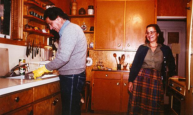 Ruth Cardoso e Fernando Henrique Cardoso, durante o exílio no Chile, em 1968 | Foto: Instituto Fernando Henrique Cardoso