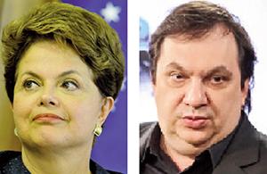 Dilma Rousseff: teste da Copa vai definir seu futuro político // Mauro Paulino, do Datafolha: a mais imprevisível das eleições | Foto: Pedro Ladeira/Ae
