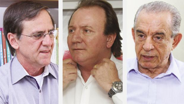 PMDB teme crescimento de Antônio Gomide nas pesquisas de intenção de voto. Por isso quer pré-convenção em maio