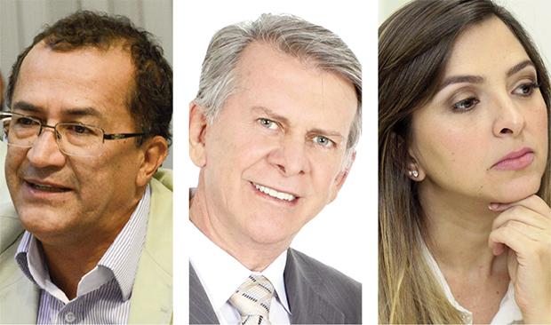 """Egmar Oliveira: """"Interesse familiar está acima do coletivo"""" // Euler Ivo é alvo de críticas do grupo ideológico do PCdoB // Vereadora Tatiana Lemos deve se candidatar à Câmara dos Deputados"""