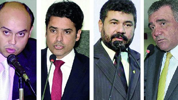 Eleição indireta mobiliza pré-candidatos