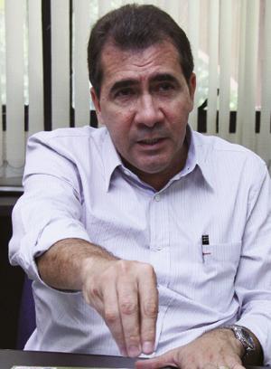João Gomes quer aliança com o PMDB