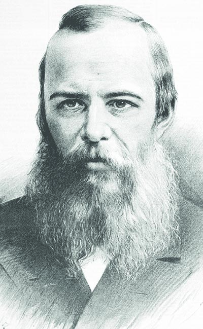 Fiódor Dostoiévski: um relato do sofrimento físico e mental sofrido como prisioneiro político nos campos da Sibéria / Foto: Wikipédia Commns