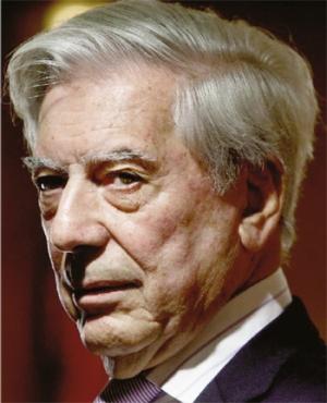 Por ciúme de sua mulher, Vargas Llosa nocauteou García Márquez. Nunca mais se falaram   Foto: David Levenson