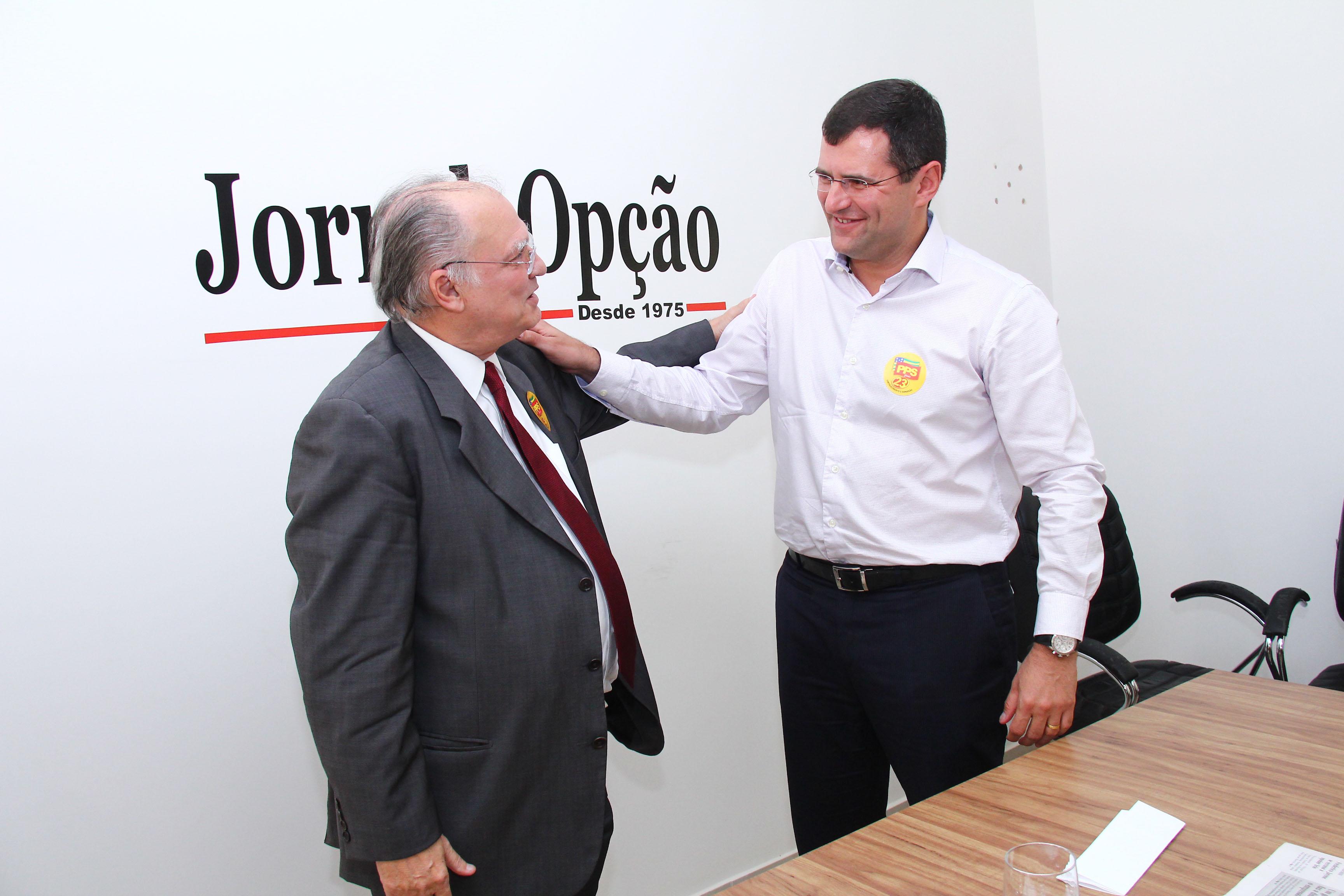 Roberto Freire aposta que, em outubro, o PPS de Goiás finalmente vai eleger um deputado federal