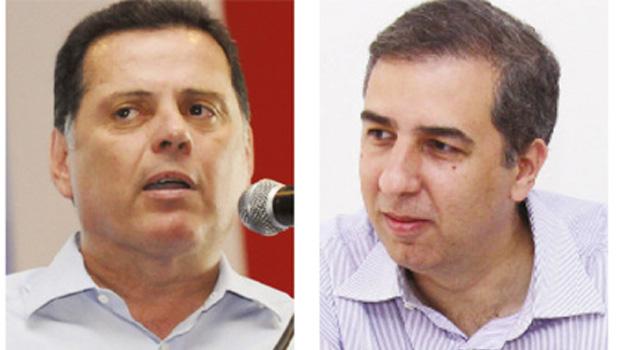 PRE representa contra Marconi e José Eliton por propaganda eleitoral antecipada