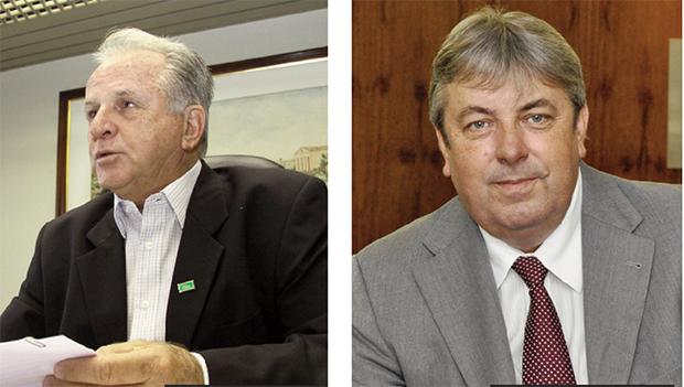 """Pedro Alves, da Fieg: """"Goiás conta atualmente com indústrias de ponta"""" / José Mário Schreiner, da Faeg: """"Conseguimos agregar valor aos nossos produtos"""""""