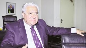 Deputado Vilmar Rocha: os aliados o preferem na disputa pelo Senado