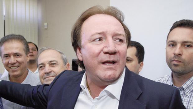 PMDB deverá antecipar convenção e, se Friboi não voltar, Iris será candidato a governador