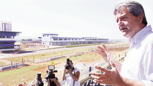 A nova velha pista de corridas vai fazer renascer também a autoestima goiana
