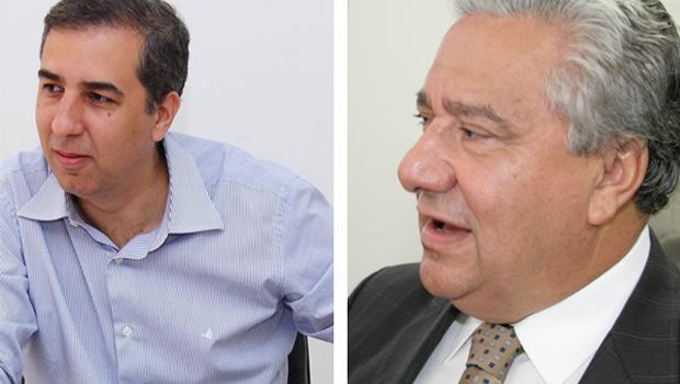 Durante encontro da base aliada, José Eliton e Vilmar Rochar serão indicados para compor chapa majoritária