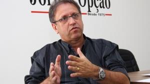 Marcelo Miranda demosntrou surpresa ao saber da prisão dos quatro suspeitos l Foto: Fernando Leite/Jornal Opção