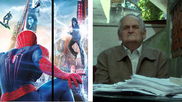 """""""Os Dias com Ele"""" e """"O Espetacular Homem-Aranha 2"""" entram em cartaz nesta quinta-feira"""