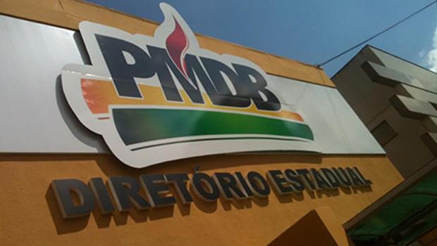 PMDB se reúne segunda-feira para decidir sobre expulsão de dissidentes que apoiaram Marconi