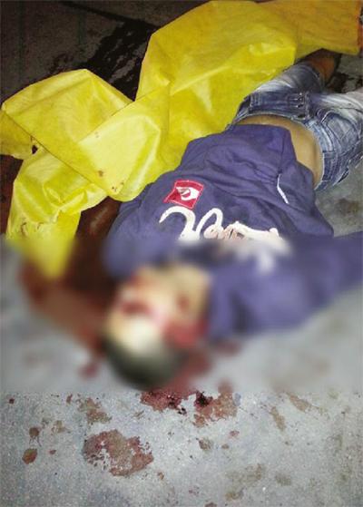 Mais de 56 mil assassinatos foram cometidos no Brasil no ano de 2012, uma realidade de verdadeiro genocídio  | Foto: Bil Guerra