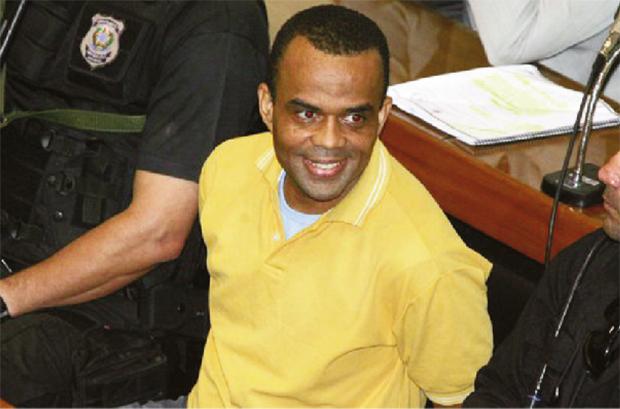 Traficante Fernandinho Beira-Mar tem motivos para sorrir: segundo procurador, ele não pode ser monitorado | Foto: Fabio Motta/AE
