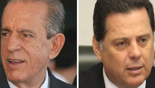 Com metade das urnas apuradas, números apontam para segundo turno em Goiás