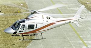O AgustaWestland Koala é reconhecido pela boa performance em voo