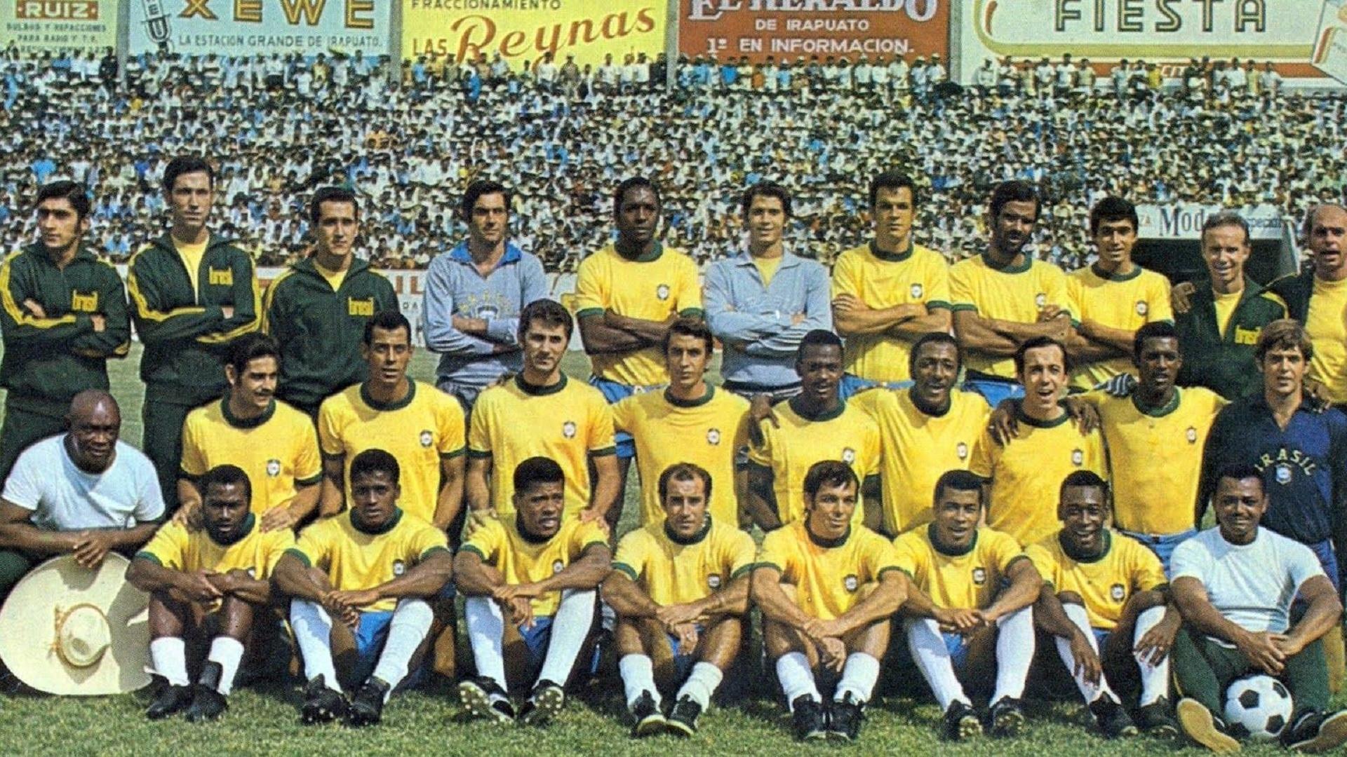 Livro resgata história da maior seleção brasileira de futebol