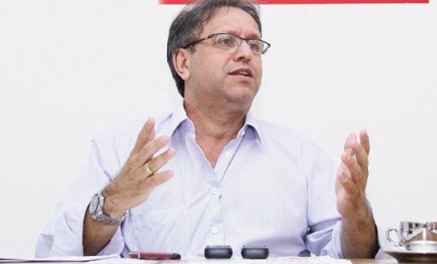 Ex-governador Marcelo Miranda: impedir sua candidatura é o objetivo  do governo estadual / Foto: Fernando Leite/Jornal Opção