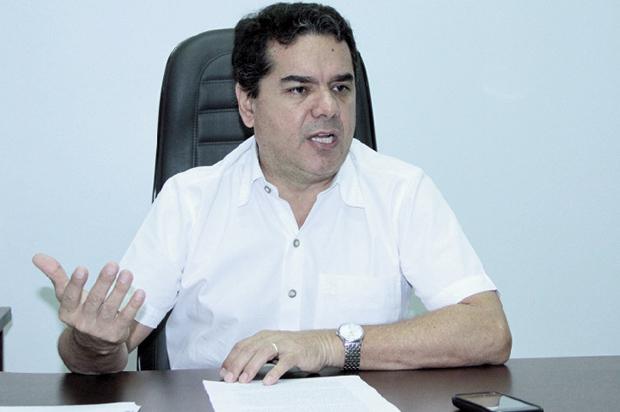 """Secretário Wagner Alves: """"Queremos aumentar arrecadação do município"""" / Fotos: Iris Roberto"""