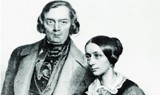 "A história de ""Widmung"", do compositor Robert Schumann"
