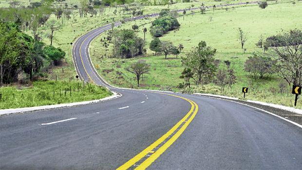 Estrada que antes estava ruim foi restaurada pelo governo estadual: oposição fica sem uma de suas bandeiras