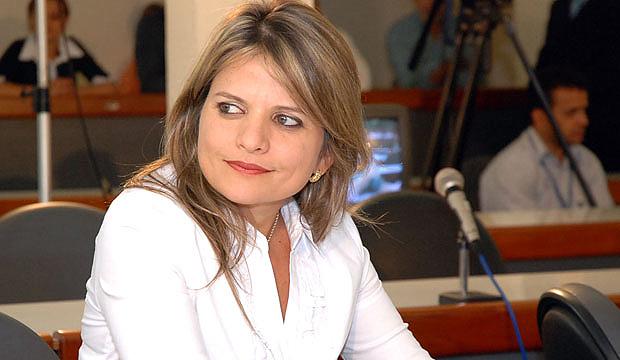 A deputada federal Flávia Morais planeja assumir o comando do Partido Verde em Goiás